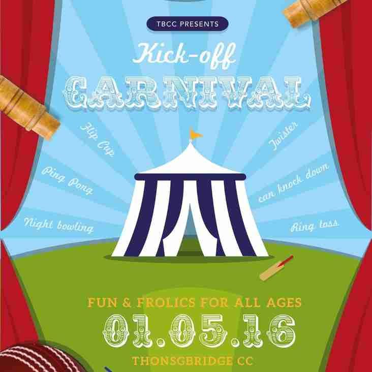 Kick Off Carnival - This Sunday