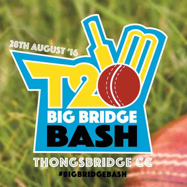 Big Bridge Bash - Overseas T20 - Live Music - Games And More