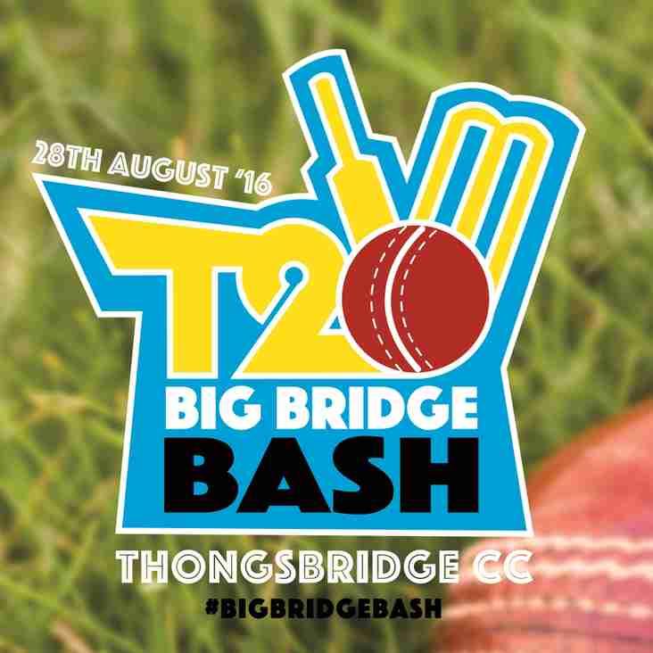 Big Bridge Bash - First Player Announcement