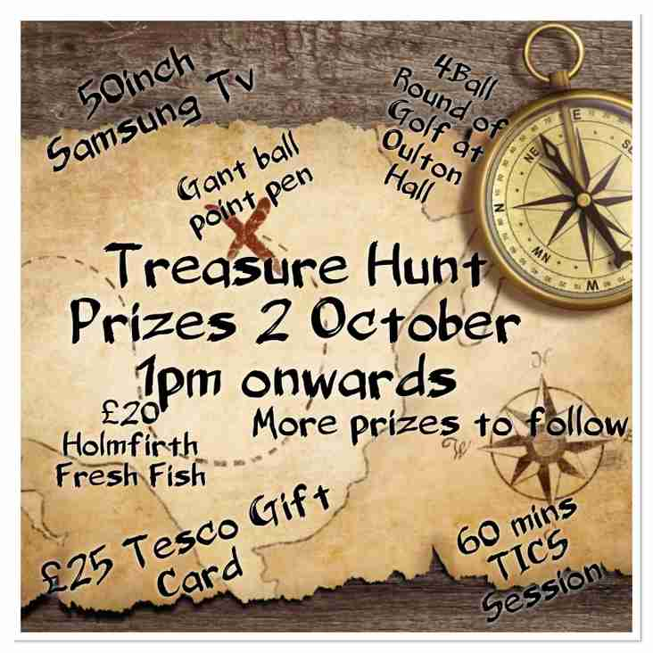The Great Thongsbridge Treasure Hunt