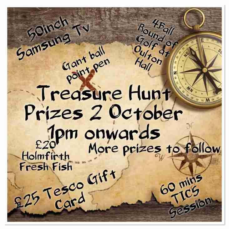 The Great Thongsbridge Treasure Hunt