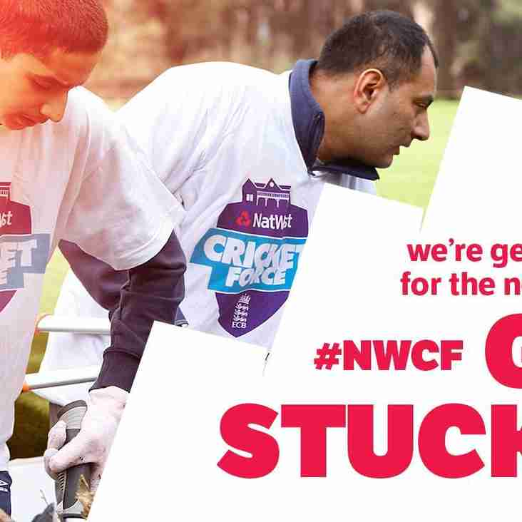 Natwest Cricket Force Day - Saturday 1st April