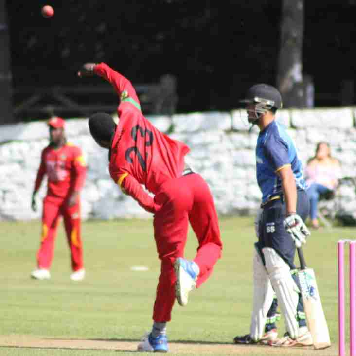 Brandon Mavuta selected in full Zimbabwe squad