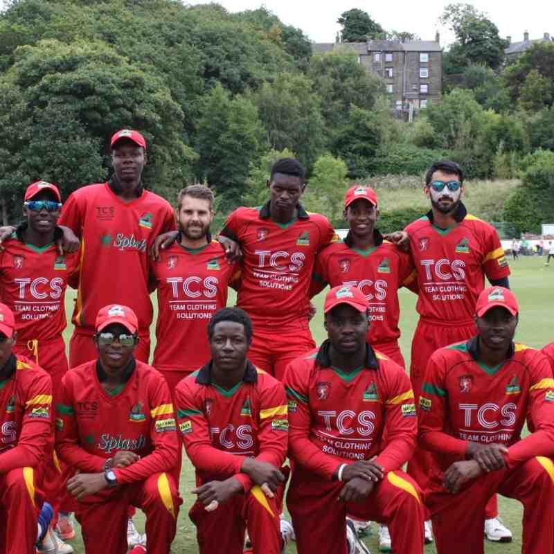 Zimbabwe Rising Stars vs England XI - Big Bridge Bash 2017