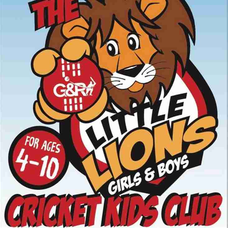 Little Lions Launch!