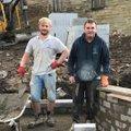 Big Bridge Build - Great progress thanks to RA Berry Ltd