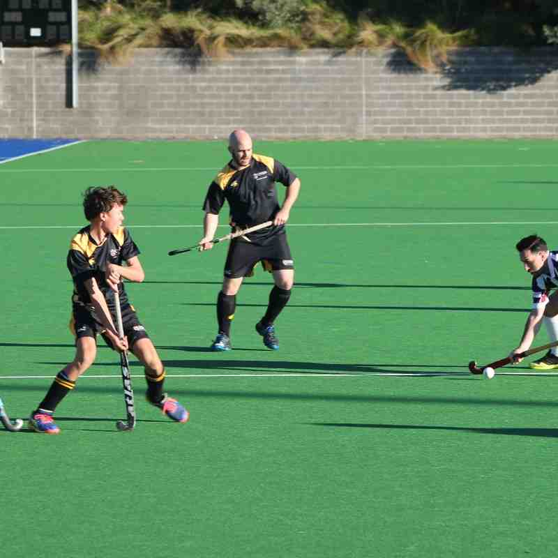 Easts 1s - UNSW 3-1 (23 July 2016)