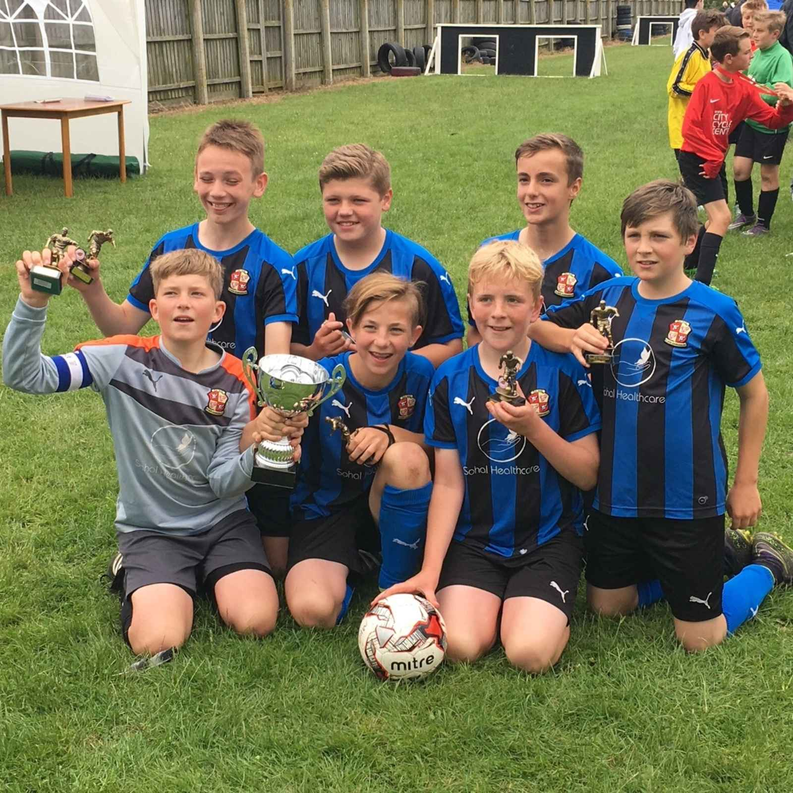 St Ives Rangers images