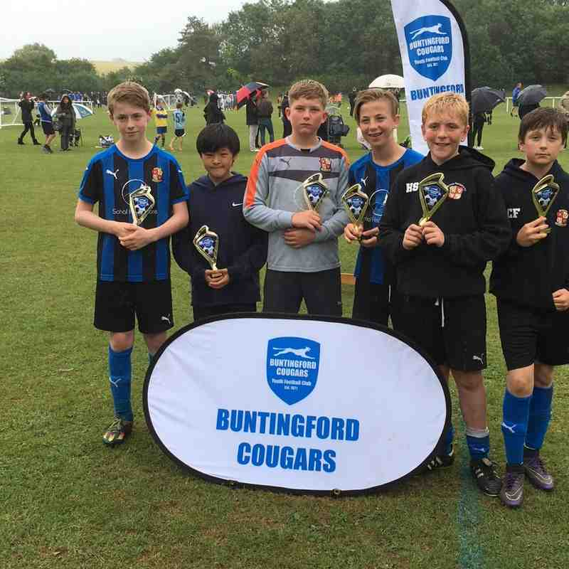 Buntingford Runners Up