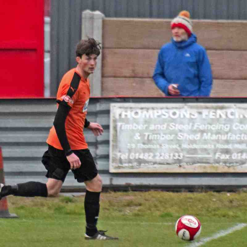Scarborough v Prescot Cables - 23/01/2016