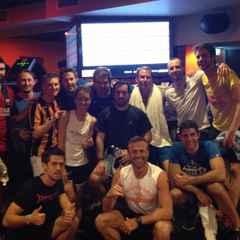 CLUB: Orangetheory fitness