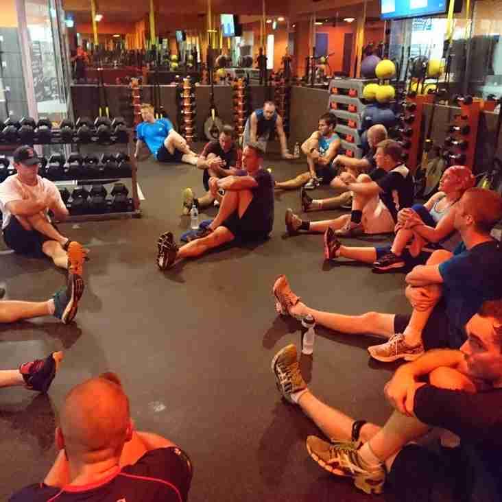 Men: Preseason Fitness starts this Monday