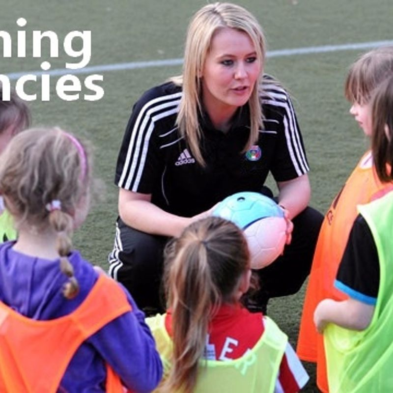 VACANCY: Assistant Manager - Under-11 Girls