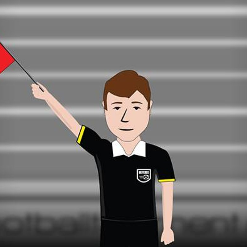 CLUB VACANCY: CLUB ASSISTANT REFEREE