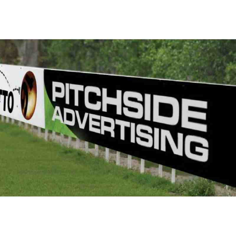 Pitchside Advertising Board