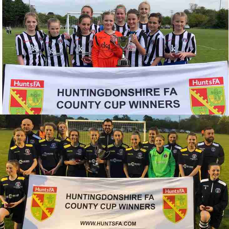 JOIN THE COUNTY CUP CHAMPIONS