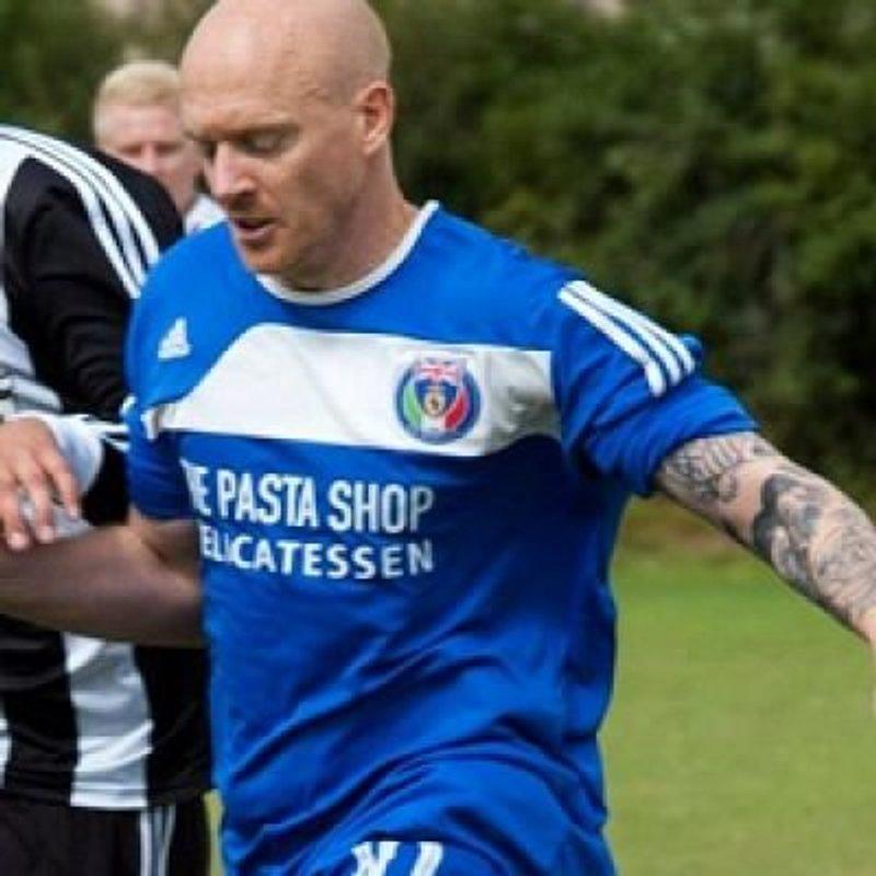 Goal for Holbeach United Reserves