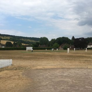 Swans seal 8 wicket win to remain top of Division 2