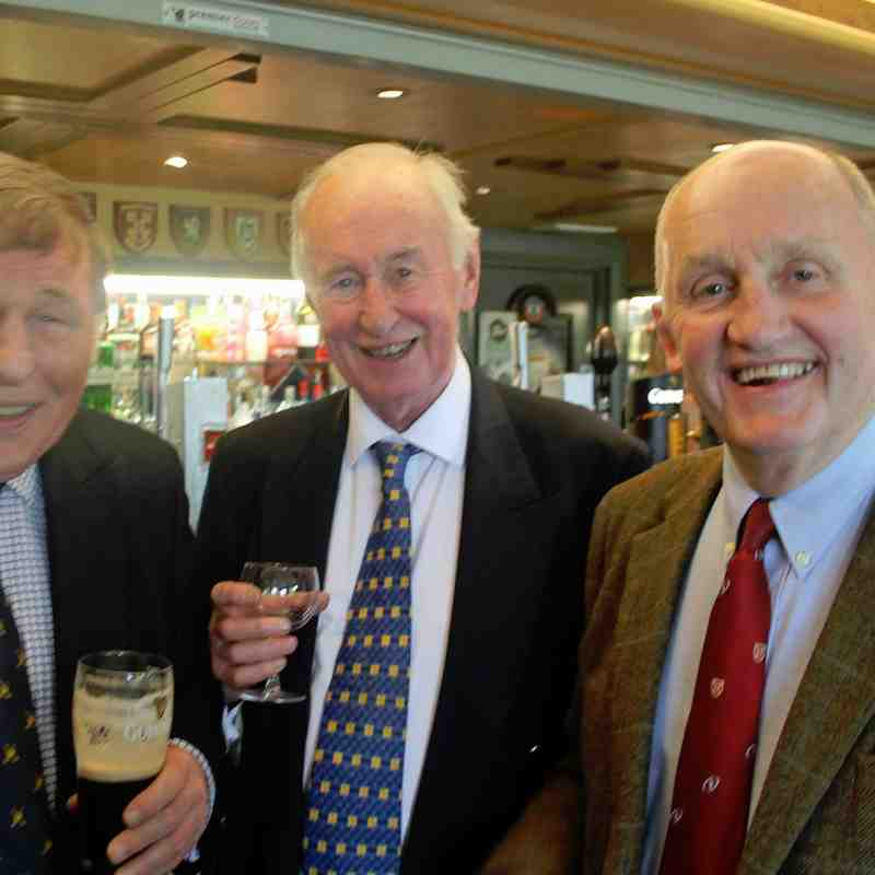 John Kinnear Lunch May 2015