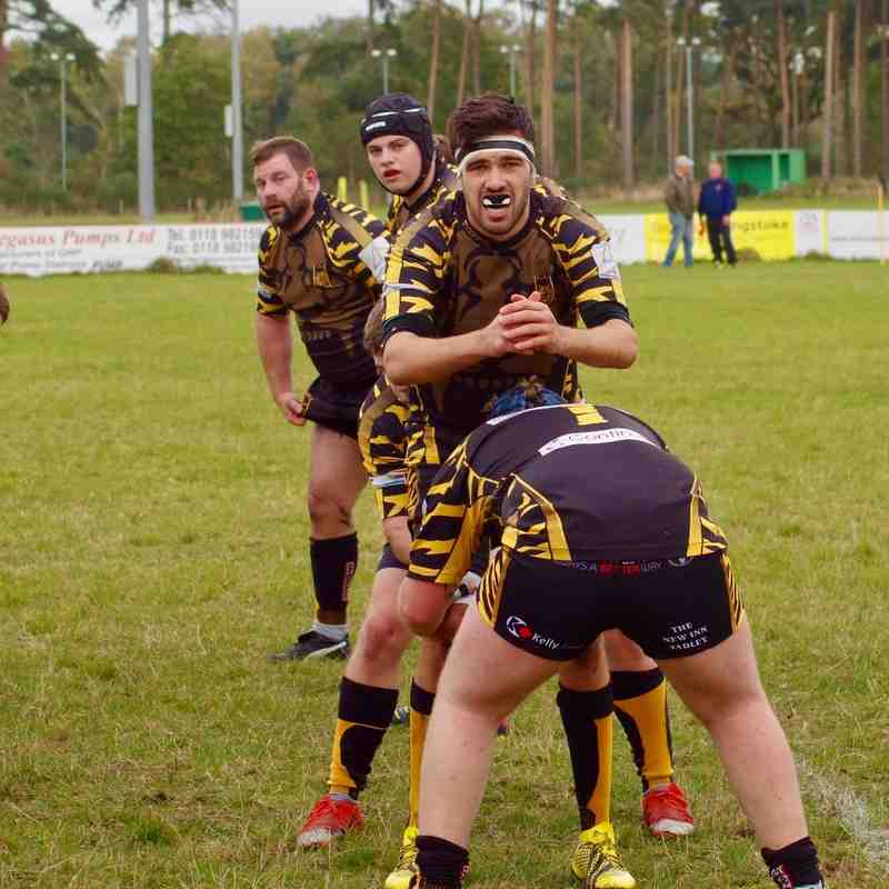 TADLEY V CHESHAM - OCTOBER 2016