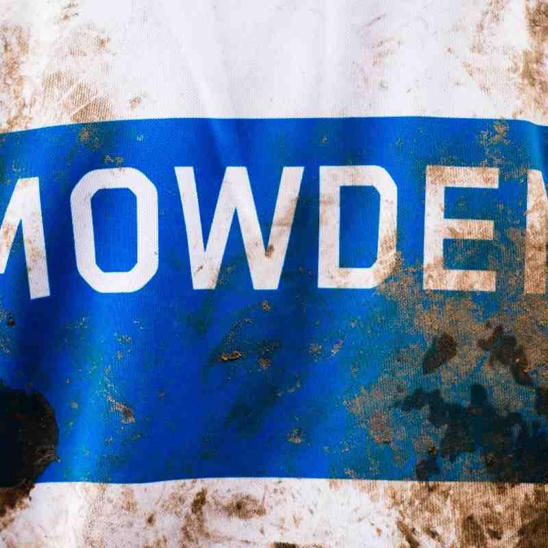 Mowden Park v Durham City U13's