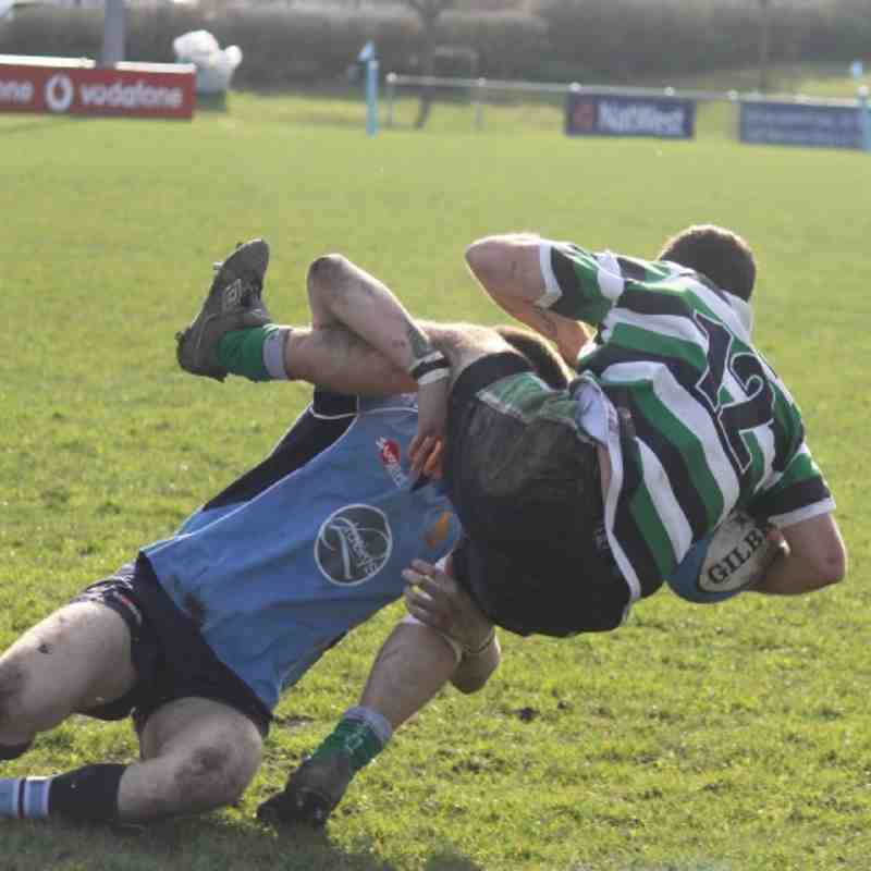 Newbury Stags v Tottonians