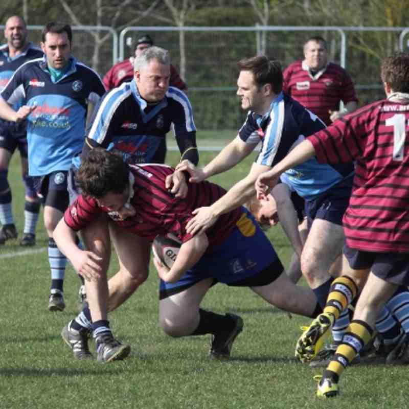 Aylesbury iii v Newbury A March 2012