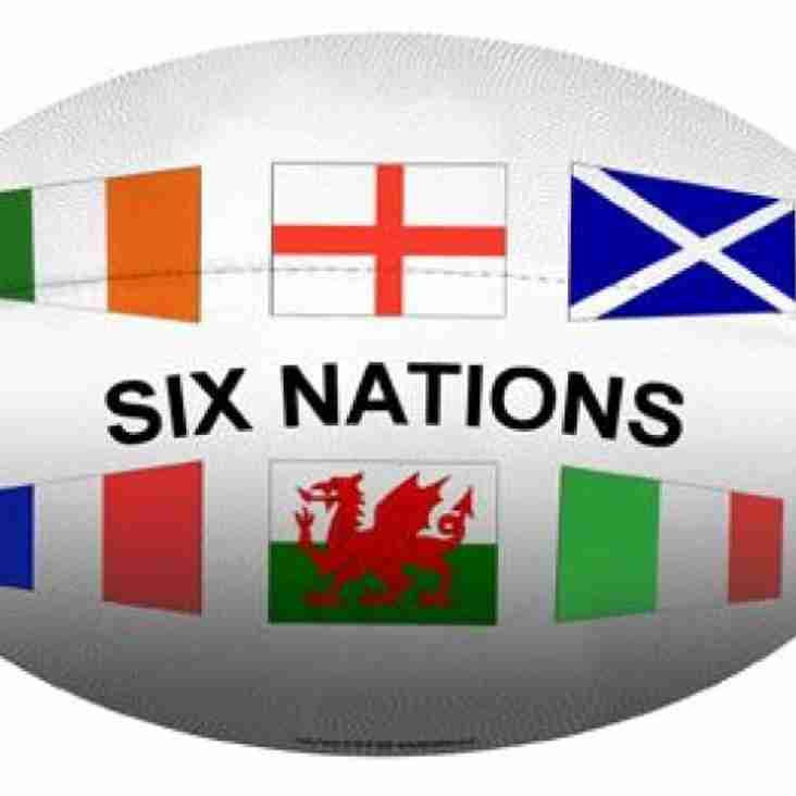2019 Six Nations Schedule