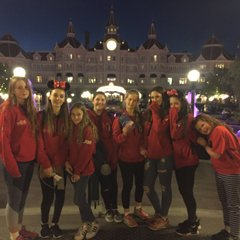 Clanettes at Disney 2017