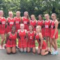 Regional U19 lose to Team Matrix 53 - 35