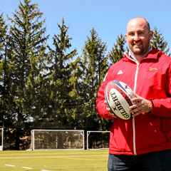 Director of Rugby Cory Hector named Head Coach of Guelph Gryphons