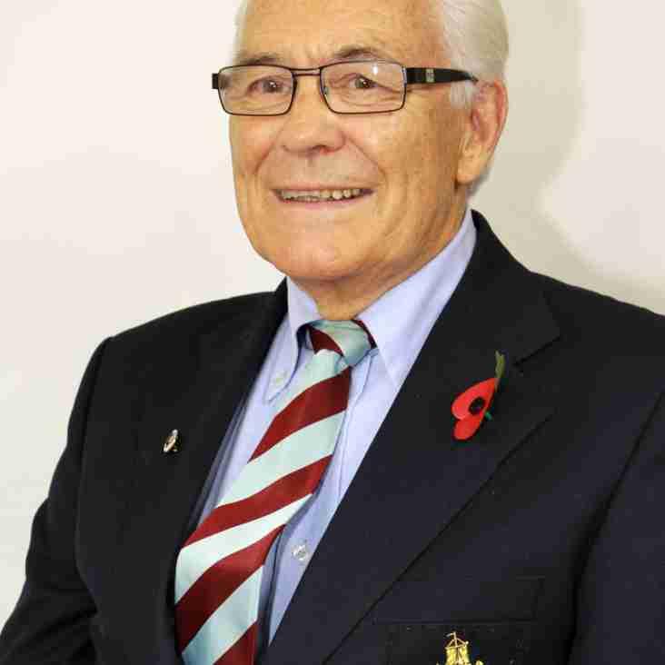 Colin Lucas 1939-2018