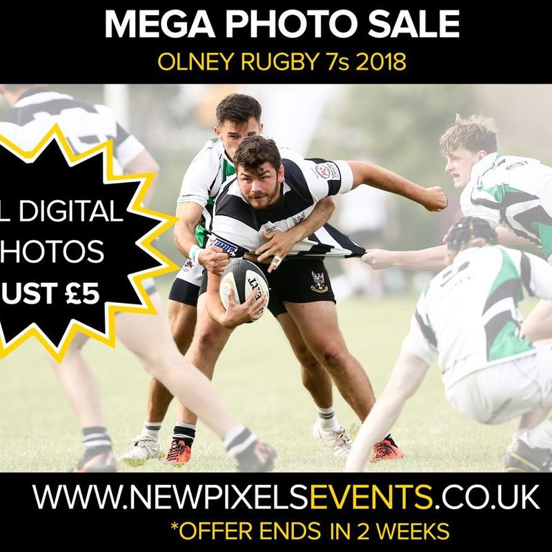 Discounted photos from Olney 7s 2018