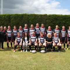 Beckland Spartans 34 St Ives Roosters 54
