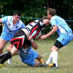 North Herts Crusaders 22 - St Ives Roosters 34