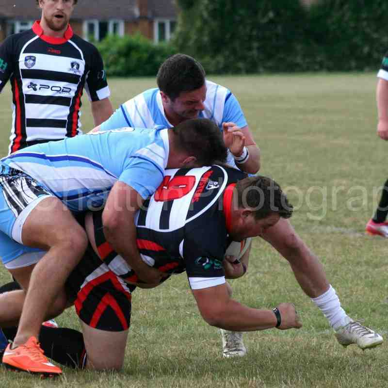 North Herts Crusaders v St Ives Roosters 27.06.15