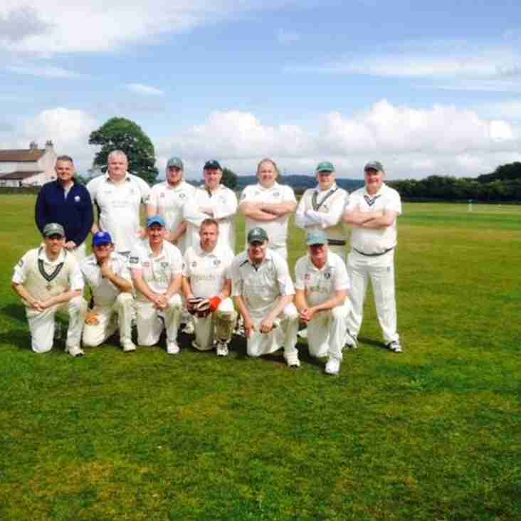 Vets come off second best at Castle Hill