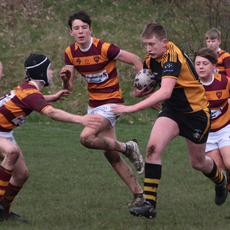 U14's Fall Well Short Against Title Rivals