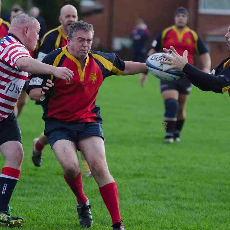 Bury 3's v Aldwinians 4 - 18-10-14