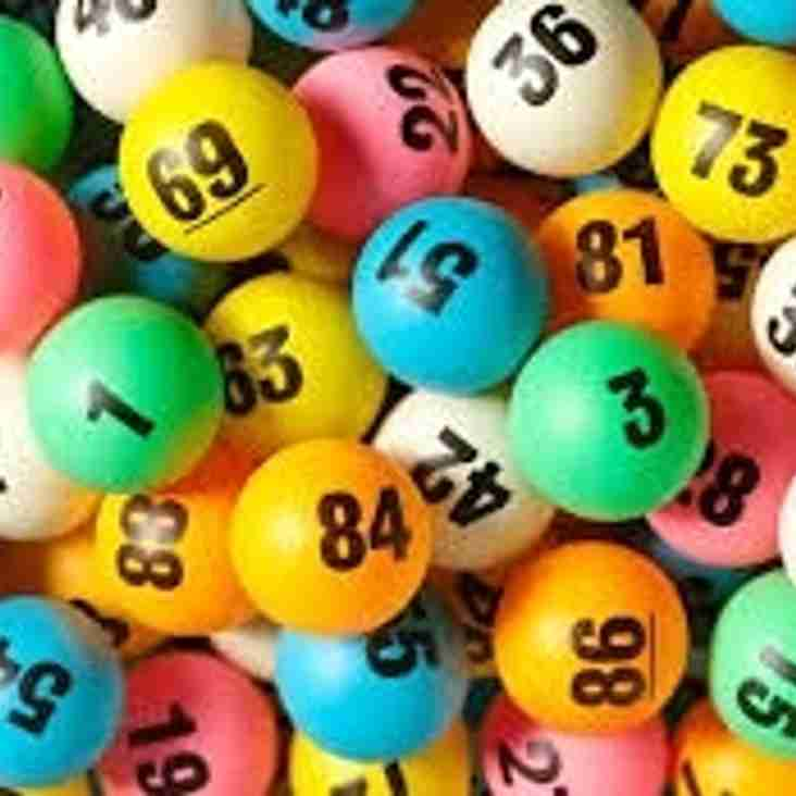 Lottery & 125 Club Results