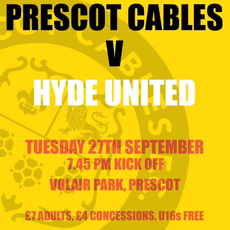 Next Up Hyde United