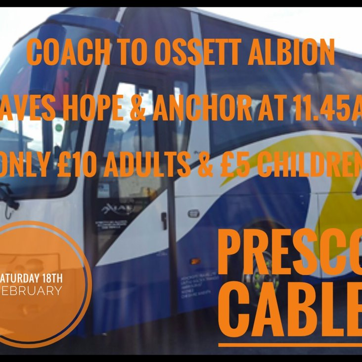 Get on a Cables Awayday<