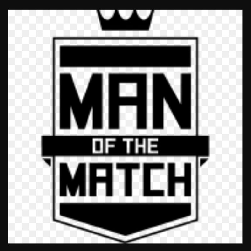 New Man of the Match Sponsor Needed