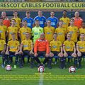 First Team beat Tadcaster Albion 2 - 1