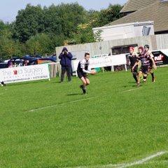 Crewe & Nantwich U13 vs Newcastle U 13 - 18/09/16