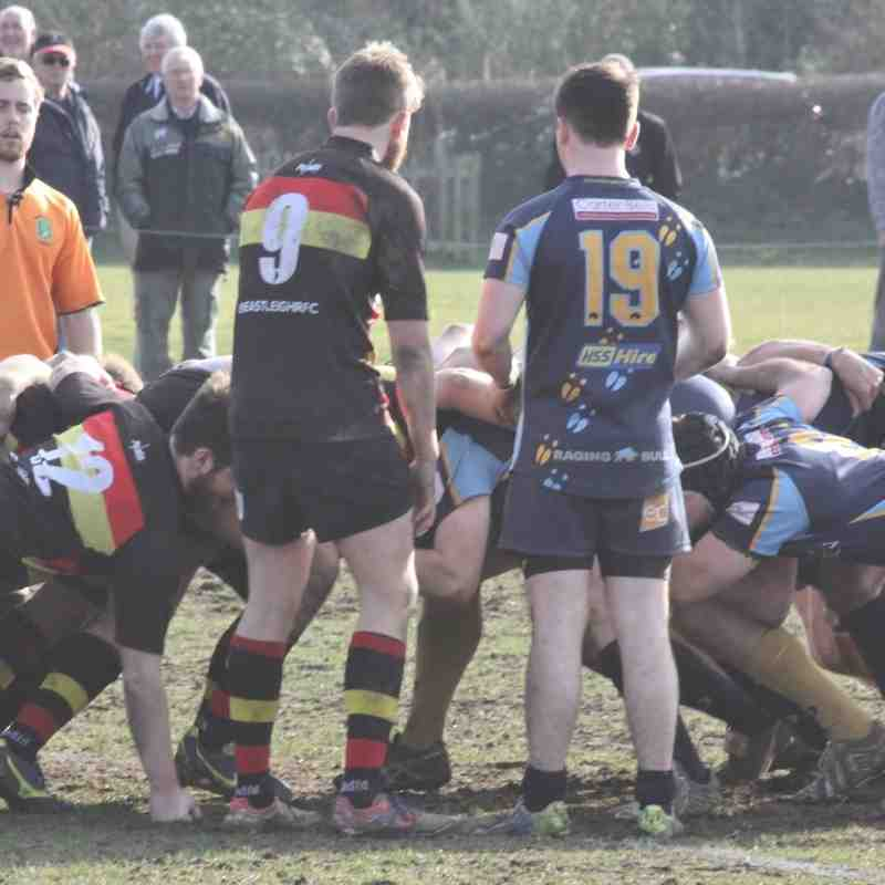 1sts v Eastleigh 7/3/2015