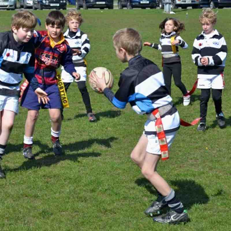 u8s at Broughton Park 1st April