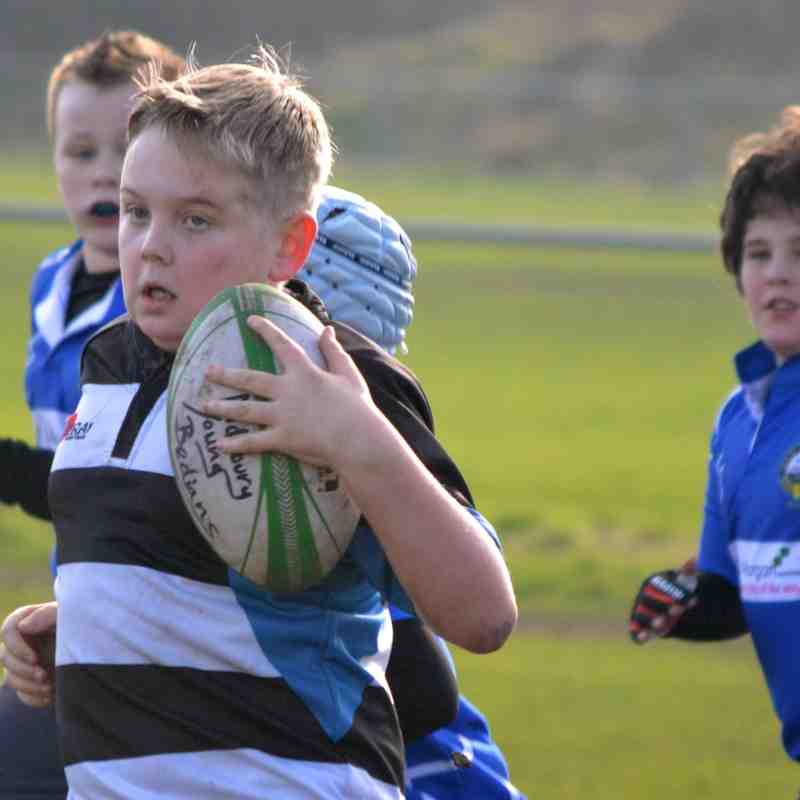 Under 11s vs Old Bedians 15 Feb 2015