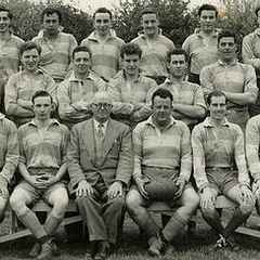 Olney RFC features in local history exhibition