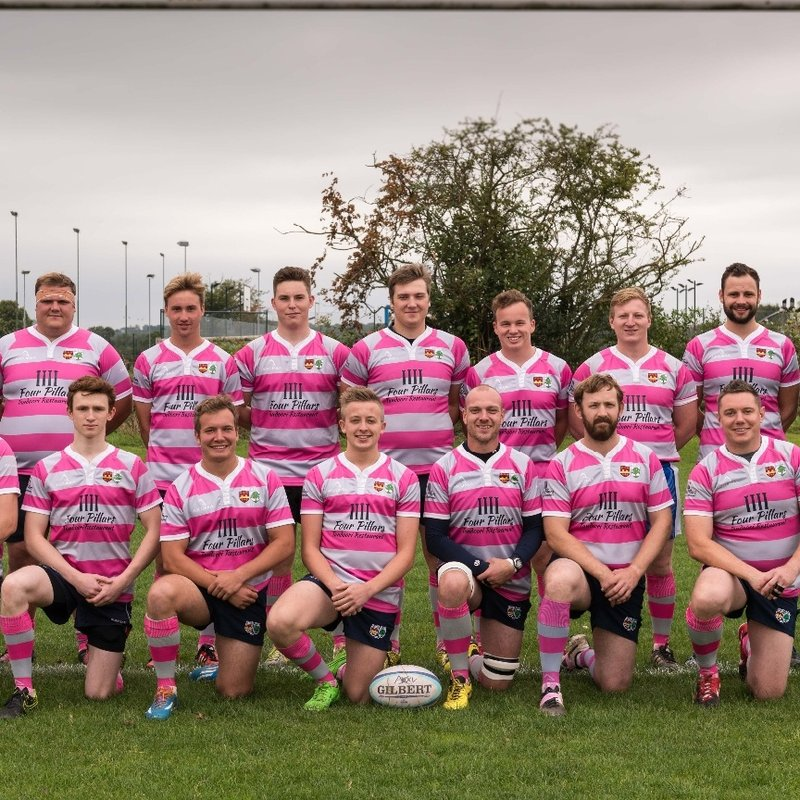 2nd Team lose to Old northamptonians 22 - 37